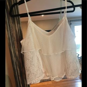 American Eagle Outfitters lined lace camisole